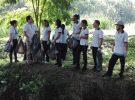 """Jornada de limpieza y despapele en el parque """"La Isleta"""""""