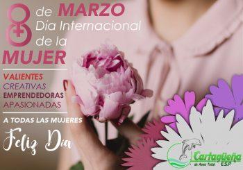 Celebración del día internacional de la Mujer 2019